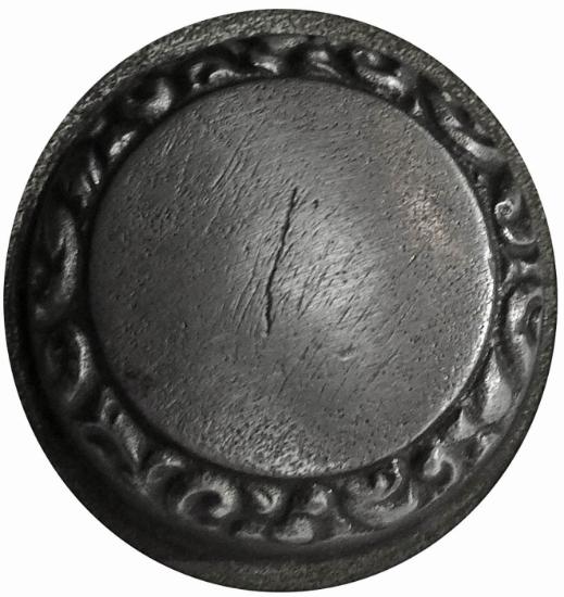 Picture of Impression Die Round Victorian Bezel Button