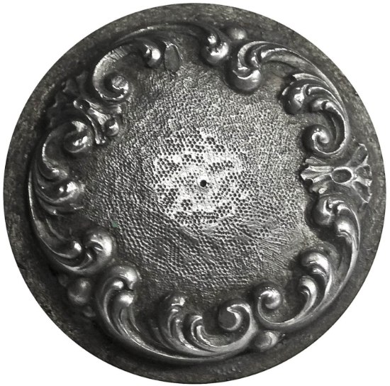 Picture of Impression Die Ornate Circle