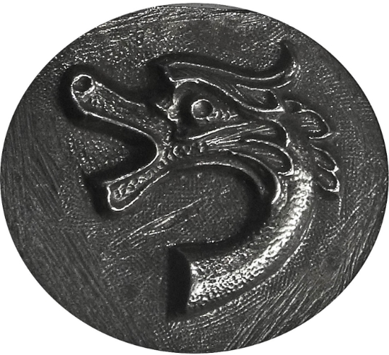 Picture of Impression Die Nordic Dragon Head