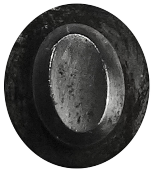 Picture of Shot Plate Oval Gem