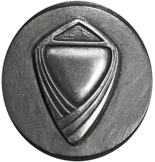 Picture of Impression Die Draped Charm
