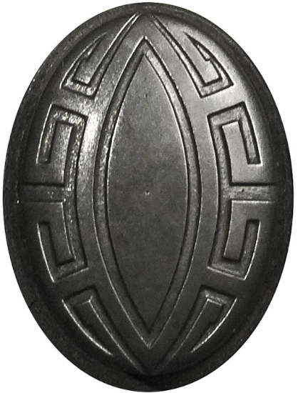 Picture of Impression Die Macedonian Button