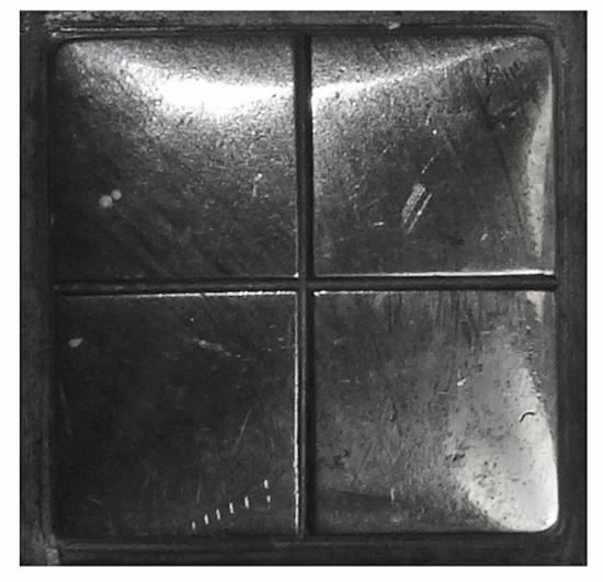 Picture of Impression Die Convex Windows