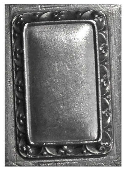 Picture of Impression Die Club Bordered Bezel