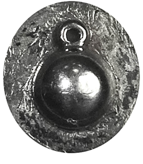 Picture of Impression Die Wrecking Ball Drop Earring