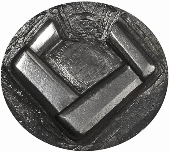 Picture of Impression Die Pritchard Earring