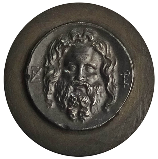 Picture of Impression Die Heraclitus of Greece