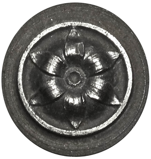 Picture of Impression Die Six Fold Flower Button