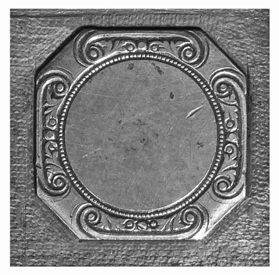 Picture of Impression Die Shallow Greek Pillar Bezel