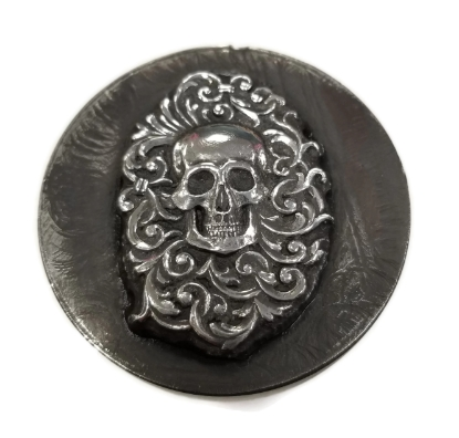 Picture of Impression Die Ron Landis Skull