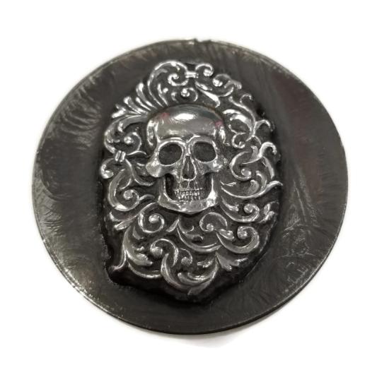 Picture of Impression Die Ron Landis Skull