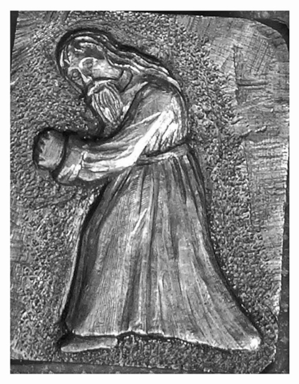 Picture of Impression Die The Crazed Monk