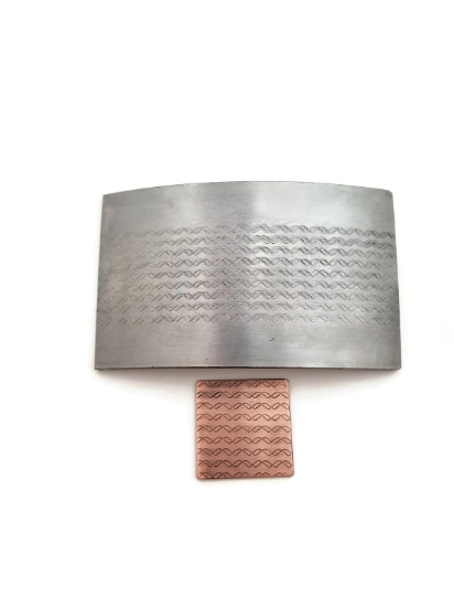 Picture of Rolling Mill Plate-Guilloche 3