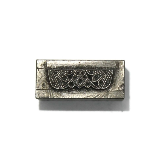 Picture of Impression Die Art Deco Component