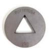 Picture of LAST CALL! Silhouette Die  190 Small Triangle