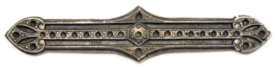 Picture of Diamond Bar Broach Stamping
