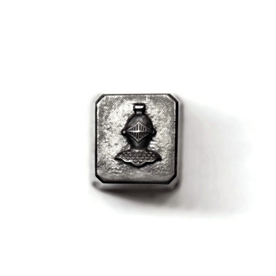 Picture of Impression Die Crusader's Helm