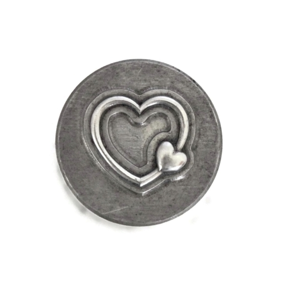 Picture of Heart Outline Pendant