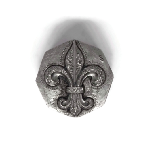 Picture of Impression Die Wavy Fleur de lis