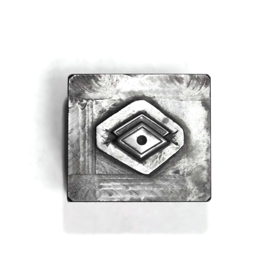 Picture of Impression Die Dual Rhombus
