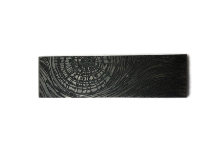 Picture of Knotty Woodgrain Pattern Plate RMP027