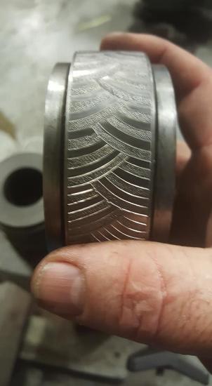 """Picture of FUNDRAISER PRE-ORDER: Frank Morrow 12"""" Copper Strip E"""