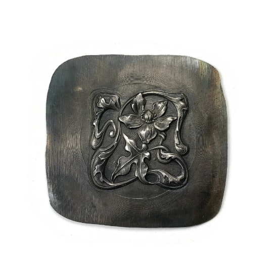Picture of Verdant Vine Block Silver Stamping