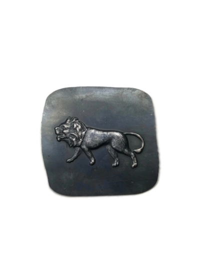 Picture of Lion Silver Stamping