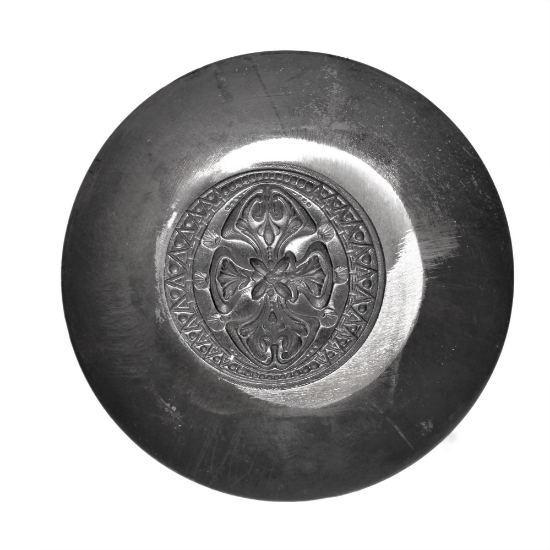 Picture of Natural Geometry Silver Stamping