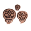 Picture of Sugar Skull Pattern Plate RMP074
