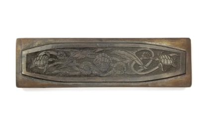 Picture of WIlliam Rice's Under the Sea Pattern Plate RMP075