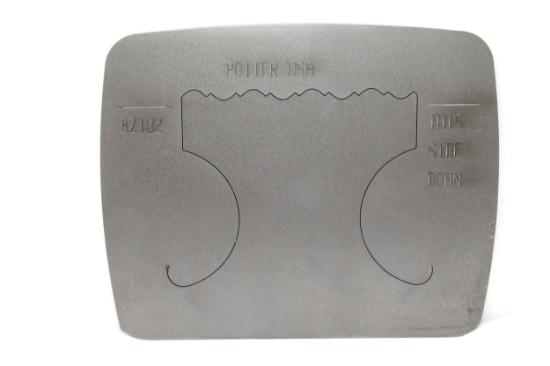 Picture of Pancake Die BZ102 Art Deco Wave Bezel