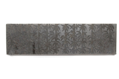 Picture of Bamboo Garden Pattern Plate RMP076