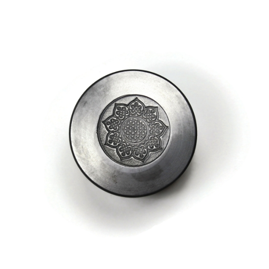 Picture of Celtic Mandala Silver Stamping
