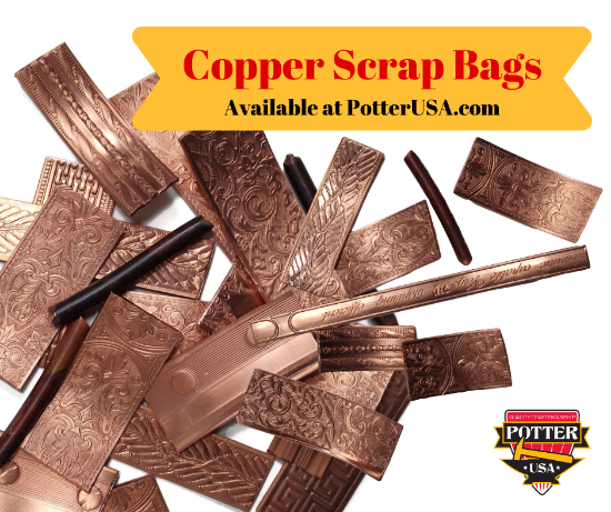 Picture of Copper Scrap Bag
