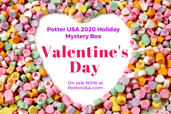 Picture of Pre-Sale: Valentine's Day Mystery Box 2020