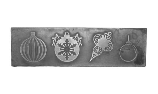 Picture of Ornament Plate RMP085