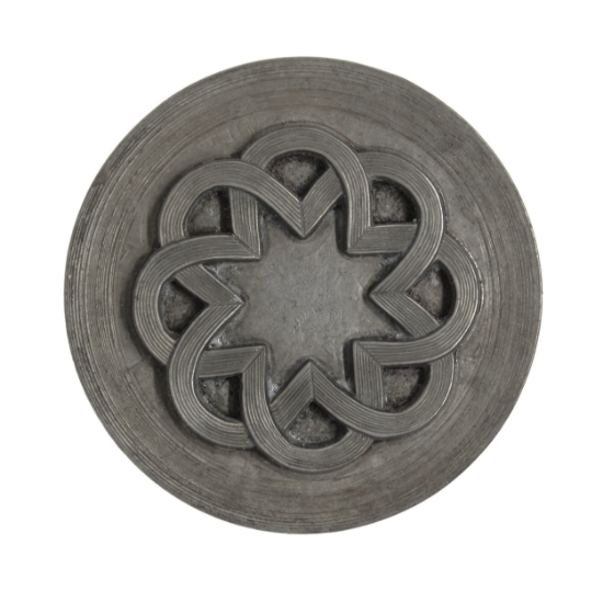 Picture of Impression Die Knotted Star Bezel LIMITED QUANTITIES
