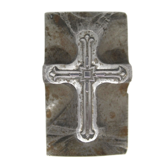 Picture of Impression Die Antiquerian Cross LIMITED QUANTITIES