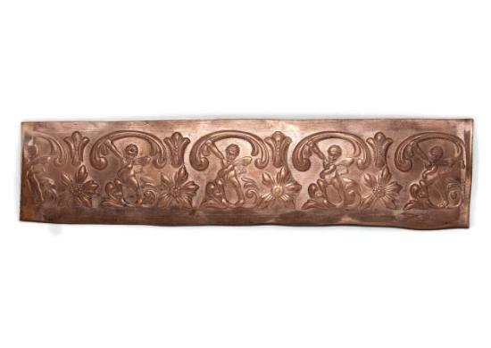 Picture of Progressive Copper Strip Cherub Dance PCS003