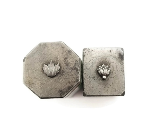 Picture of Impression Die Petite Botanical Accents Duo