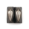 Picture of Impression Die Puffy Bud Earrings