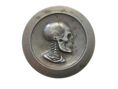 Picture of Impression Die Skeleton Bust
