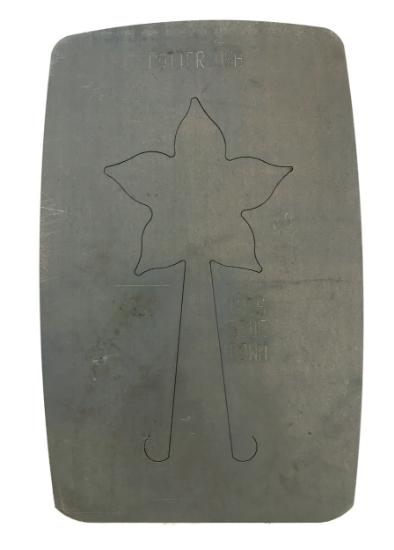 Picture of Pancake Die XM1435C Poinsettia XL
