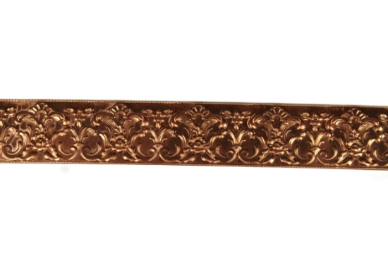 Picture of Victorian Estate Copper Strip 1ft CFW094