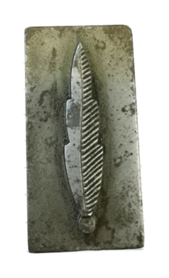 Picture of Impression Die Shadowed Feather
