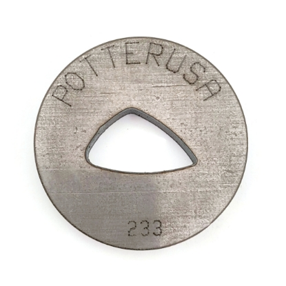 Picture of Silhouette Die Small Asymmetrical Rounded Triangle