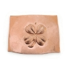 Picture of Copper Stamping Four Leaf Clover, Set of 2