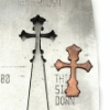 Picture of Pancake Die 1480 Intricate Cross