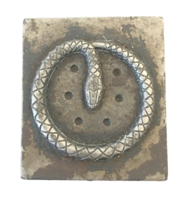 Picture of Impression Die Avoiding Ouroboros